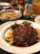 Steak & Fries ($32)