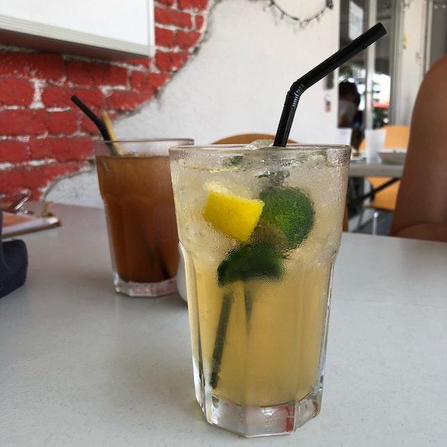 Honey Lemon Lime ($6/iced)