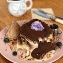 Tiramisu Pancakes ($19.90)