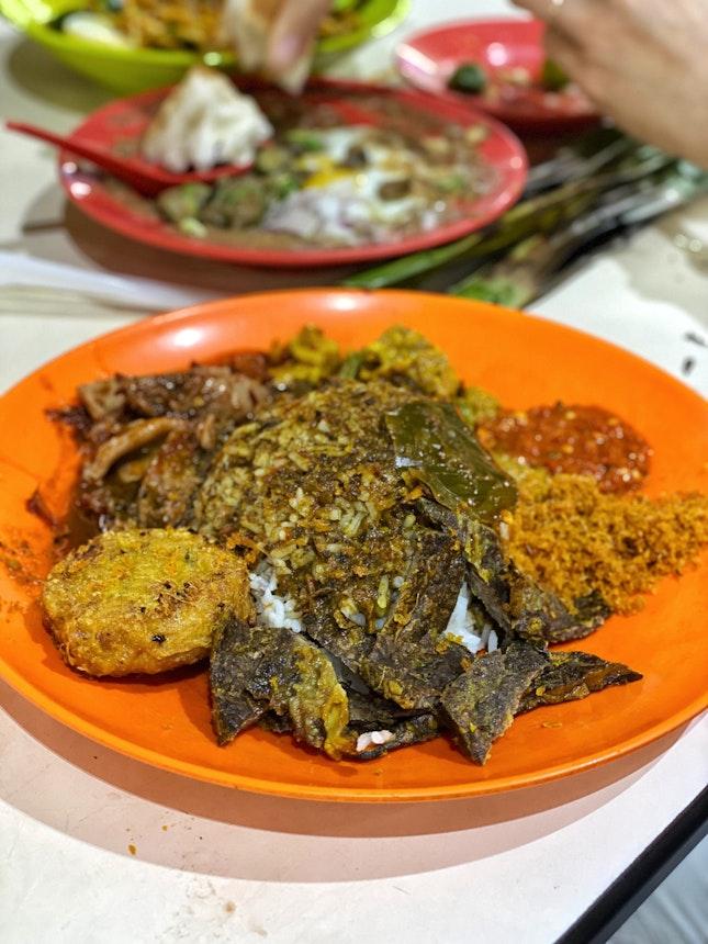 Nasi Rawon ($4.50)