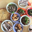 Old Tiong Bahru Bah Kut Teh ($79) for 6 pax...