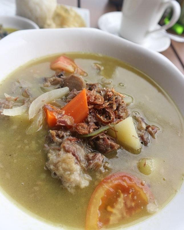 Last meal before leaving Bintan ...