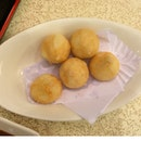 Cheese Fish Balls
