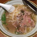 Sliced Beef Noodle