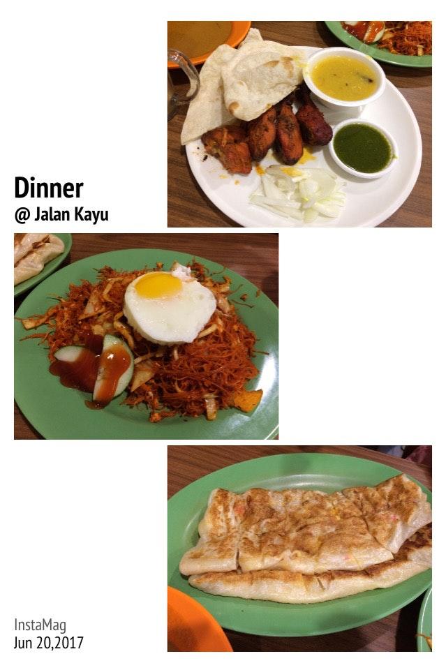 Cafeela Thohirah Restaurant (Jalan Kayu)