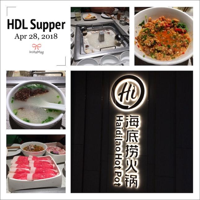 HDL Supper