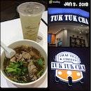 Beef Thai Boat Noodles