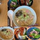 Yummy Ramen & Unagi Rice Roll Set