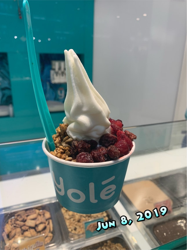 Nice Yoghurt!