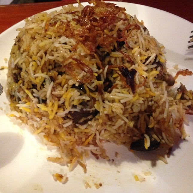 Tansy's Indian (Singapore)