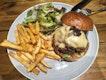 Oriole Truffle Burger