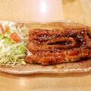 Love this japanese eel dish at MOF