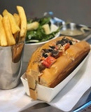A rather pricey food but this Truffle Lobster Roll of theirs was a spectacular treat in many ways.