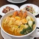 The Asian Kitchen - Chopsticks (One Raffles Quay)