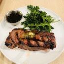 The Striploin Steak