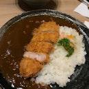tonkatsu curry