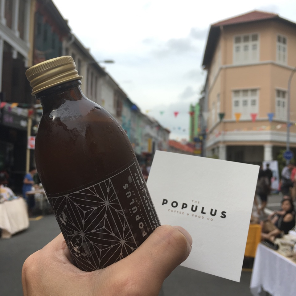 Populus Cold Brew