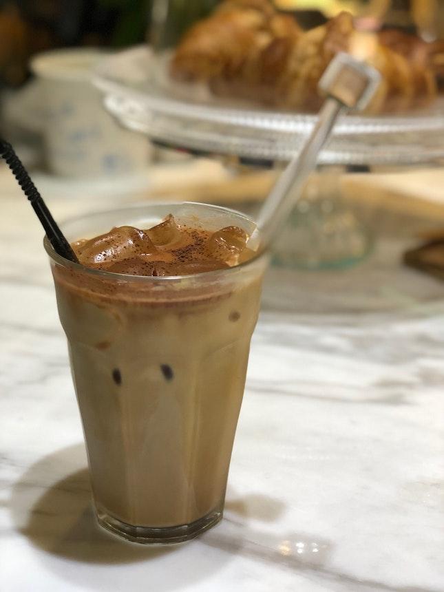 Toffeenut Latte