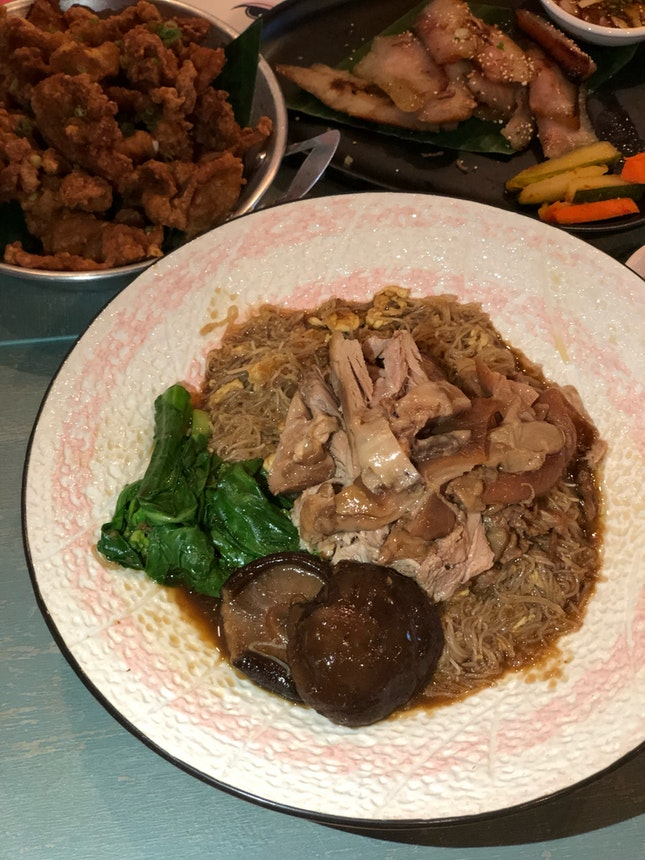 Chef J's Te Kar Bee Hoon