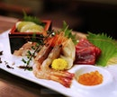 Love the jumbo scallops, sweet prawns, salmon roes salmon and tuna 😋.