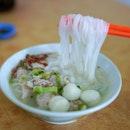 Pitt Street Koay Teow Th'ng 椰腳粿條湯
