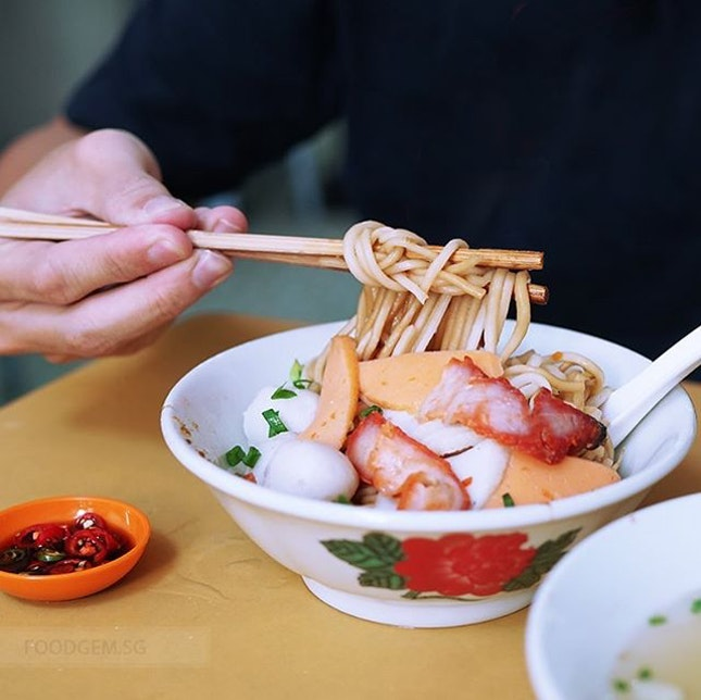Have you tried fish gelatin noodles before?