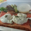 Smoked Salmon Egg's Benedict