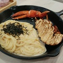 Lobster Mentaiko Pasta ($16.90)