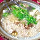 Matang Fish Porridge