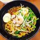 Penang Prawn Noodle