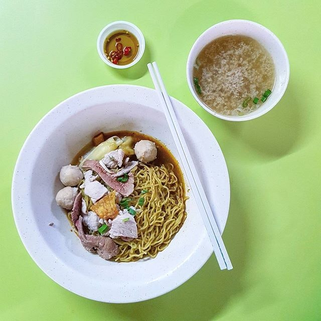 Tai Wah Pork Noodle (Hong Lim Market & Food Centre)