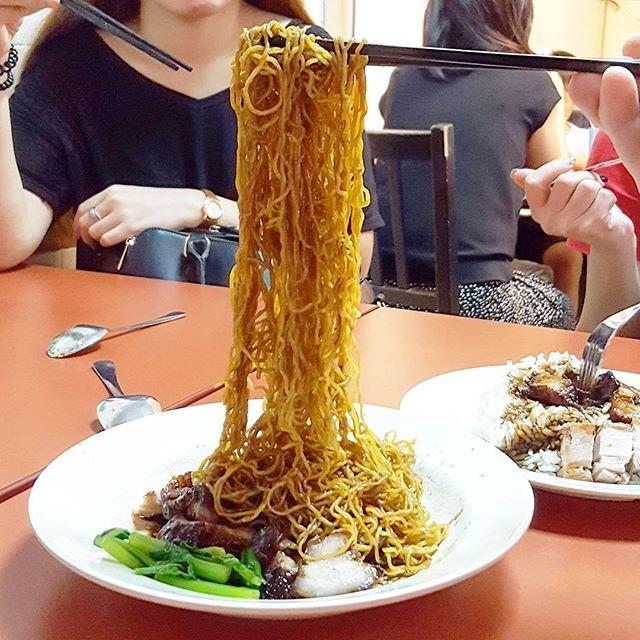 Can't wait to do my daily lifting at @kl_shao_roast new location CT HUB #02-15 2 KALLANG AVENUE (S339407) * #klshaoroast #noodleworship #liftingnoodles #starvingfoodseeker #burpple #hungrysquad #foodstarz #videomasak #phaat #foodbossindia #losangeleseats #eatingnyc #damien_tc #singaporeinsiders #thisisinsiderfood #jktfoodbang #exploreflavours #asiafoodporn #feedthepanda #foodie #dailyfoodfeed #thisisinsider #thisisinsiderfood