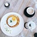 Swiss rösti 🥞🧀🍳🇲🇾#tuesday #brunch #rosti #swiss #chailatte #closerbyprojectmuse #closercafe #closerkitchen #malaysia #kualalumpur