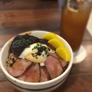 Truffle Yakiniku + Foie Gras