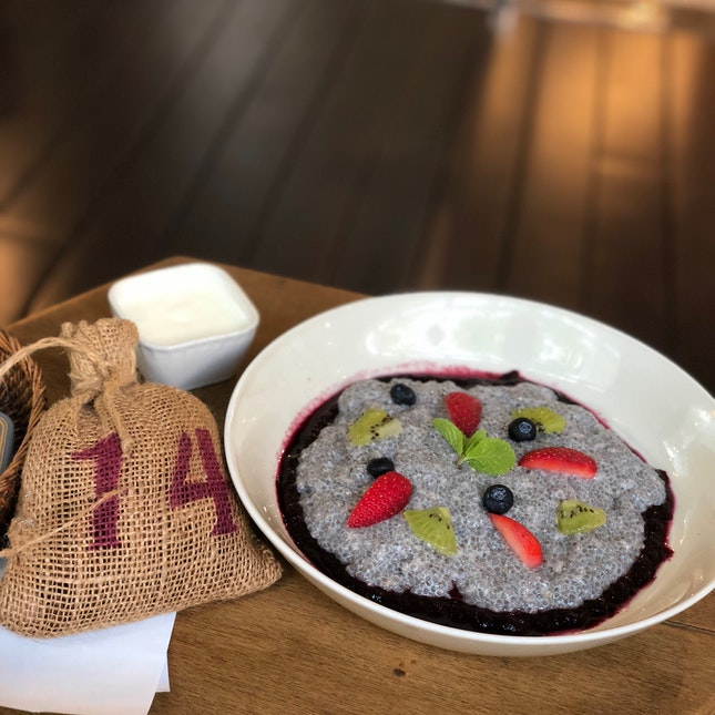 Summer Chia Pudding