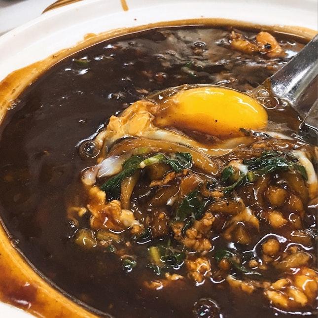 Claypot Mee Tai Mak, $8