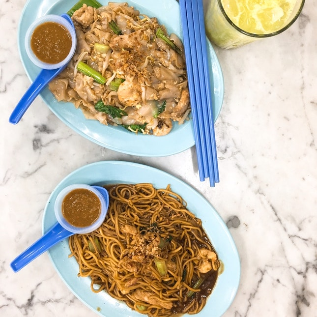 Local Penang Eats (Late night eats)