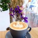 GoodMorningWorld #cbd #coffeetime #breakfast #ivorycoffee #caffienefix #latteart #coffeeart #stfood #eatoutsg #cafe #espresso #cuppucino #sgcafe #instafood_sg #igsg #coffeegram #sgcafehopping #prettycoffee #flowers #fuji #hearts #love #goodmorning #burpple