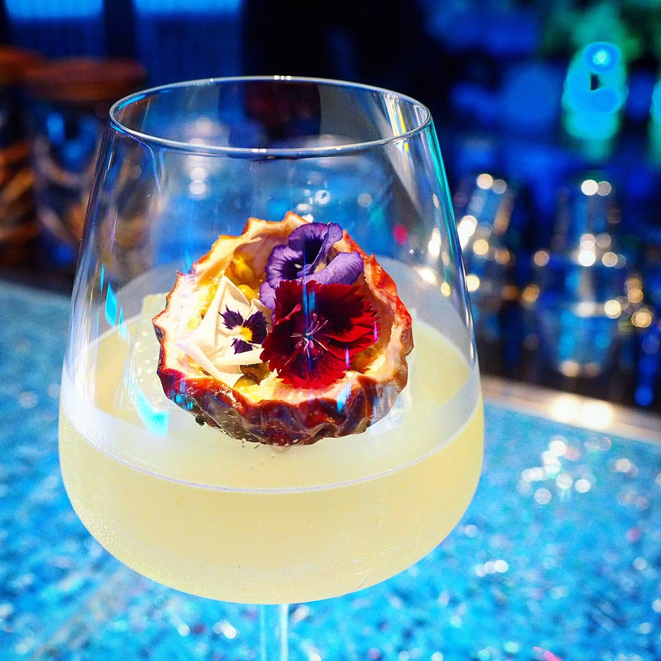 Bespoke Cocktail At Mitzo