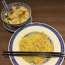 Tossed Noodle With Wanton
