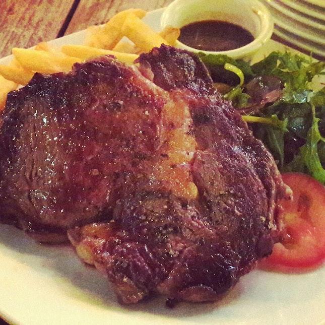 Juicy Steak!