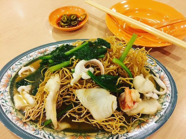 Seafood Sheng Mian