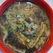 Pig Kidney Soup