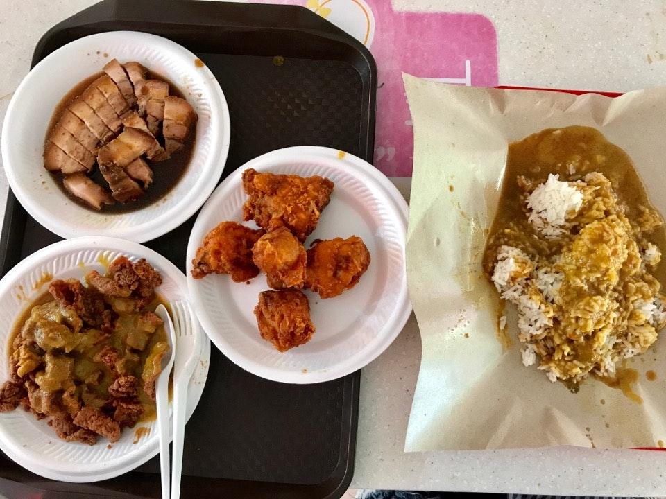Tiong bahru Hainanese Curry Rice #02-78
