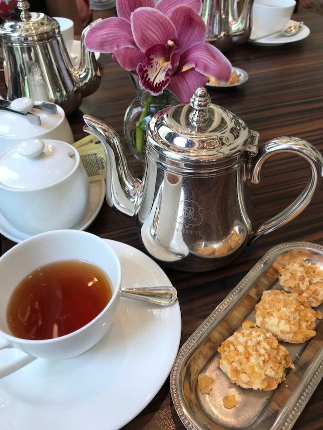 St Regis Singapore Tea Blend