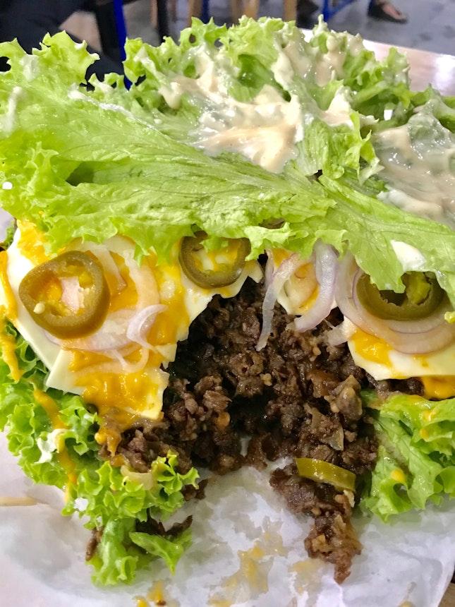 Beef Monster Burger