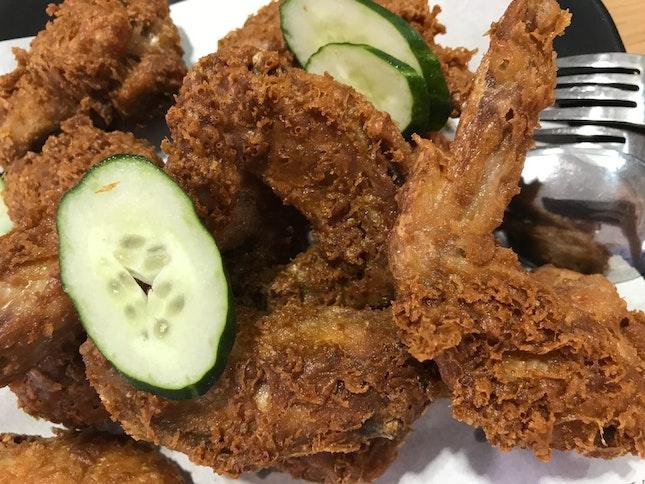 Har Cheong Gai Wings
