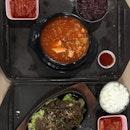 Delicious No Frills Korean