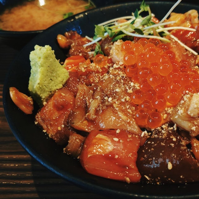 Probably The Most Bang-for-buck Chirashi Don Out There