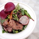 Saint Pierre's Low-Temperature Beef Salad In Truffle Dressing